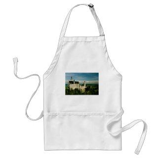 ノイシュヴァンシュタイン城の城 スタンダードエプロン