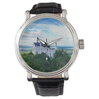 ノイシュヴァンシュタイン城の城 腕時計