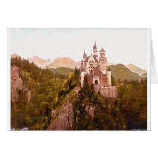 ノイシュヴァンシュタイン城の城II カード