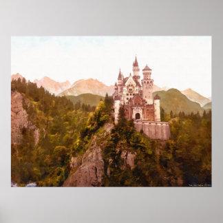 ノイシュヴァンシュタイン城の城II ポスター