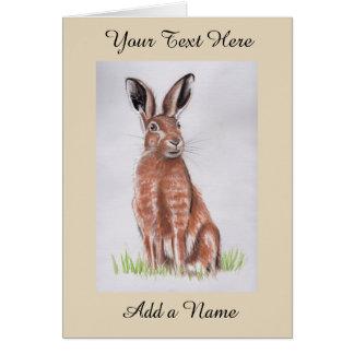 ノウサギ カード