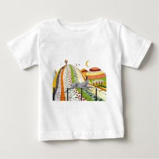 ノウサギ ベビーTシャツ
