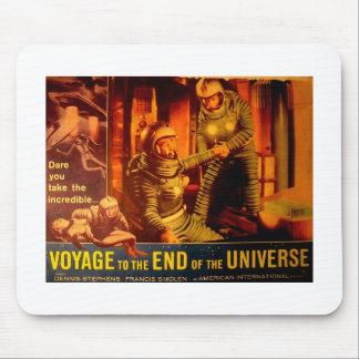 ノスタルジア: 60年代のサイファイのロビーカード マウスパッド