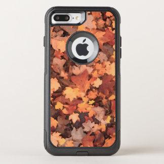 ノスタルジックな紅葉|の電話箱 オッターボックスコミューターiPhone 8 PLUS/7 PLUSケース