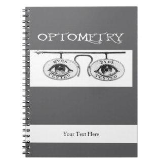 ノスタルジックなOptometry ノートブック