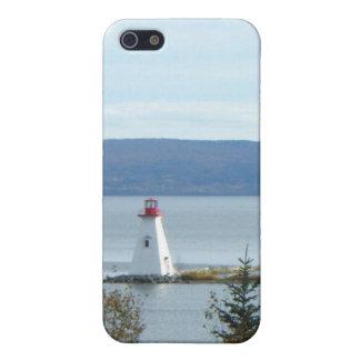 ノバスコシアの灯台 iPhone SE/5/5sケース