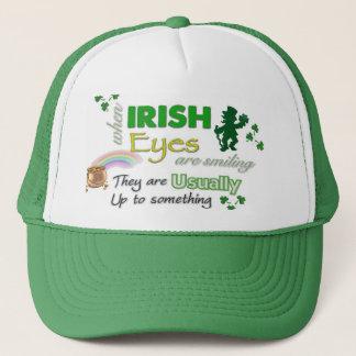 ノベルティのSt patricks dayの帽子 キャップ