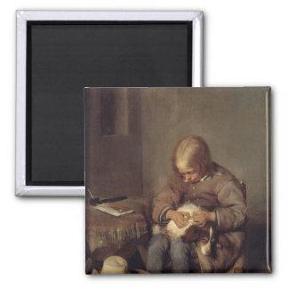 ノミキャッチャーc.1655 マグネット