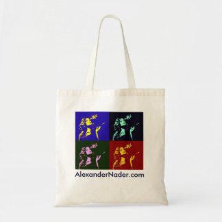 ノラの図書館のバッグ トートバッグ