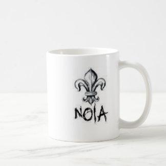 ノラ、ニュー・オーリンズ   ルイジアナ コーヒーマグカップ