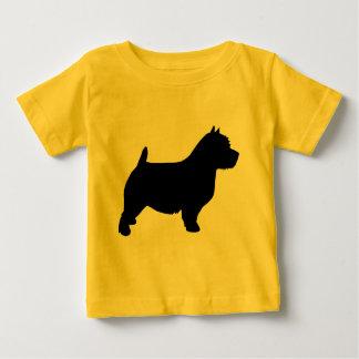 ノリッジテリアのギア ベビーTシャツ