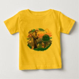 ノリッジテリア ベビーTシャツ