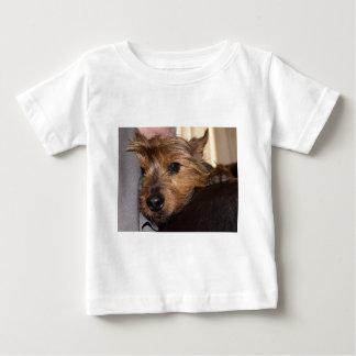 ノリッジテリアchillin.png ベビーTシャツ