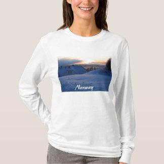 ノルウェーかSolHolkebylia Tシャツ