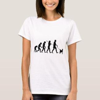 ノルウェーのエルクハウンド Tシャツ