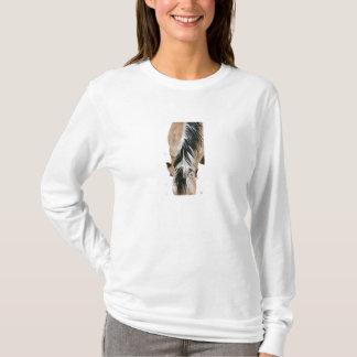 ノルウェーのフィヨルドの鬣 Tシャツ