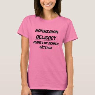 ノルウェーの優美 Tシャツ