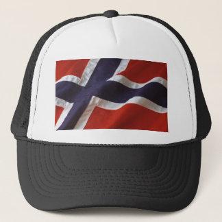 ノルウェーの旗 キャップ
