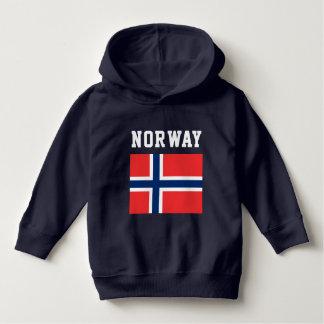 ノルウェーの旗 パーカ