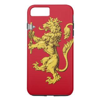 ノルウェーの王室のな標準 iPhone 8 PLUS/7 PLUSケース