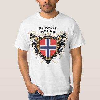 ノルウェーの石 Tシャツ