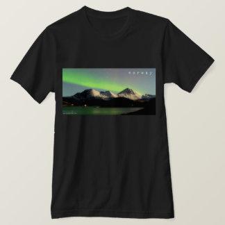 ノルウェーのNorthern LightsのTシャツ Tシャツ