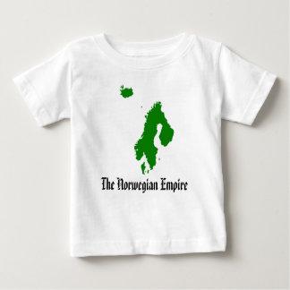 ノルウェー帝国 ベビーTシャツ