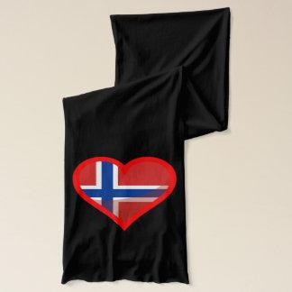 ノルウェー愛 スカーフ