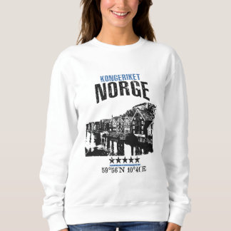 ノルウェー スウェットシャツ