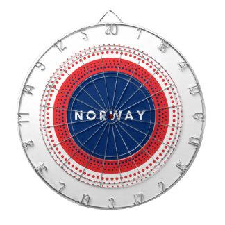 ノルウェー ダーツボード