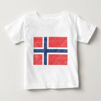 ノルウェー ベビーTシャツ