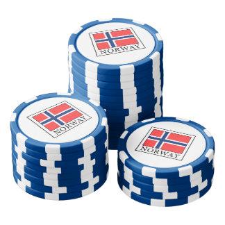 ノルウェー ポーカーチップ