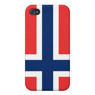 ノルウェー iPhone 4 カバー