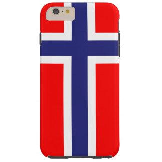 ノルウェー TOUGH iPhone 6 PLUS ケース