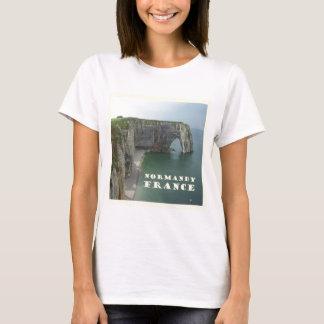 ノルマンディーフランス Tシャツ