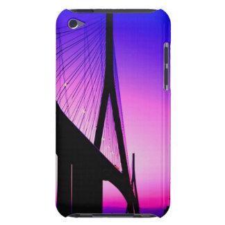 ノルマンディー橋、ルアーブル、フランス Case-Mate iPod TOUCH ケース