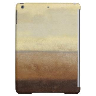 ノルマン人Wyattによる孤独な砂漠の景色 iPad Airケース