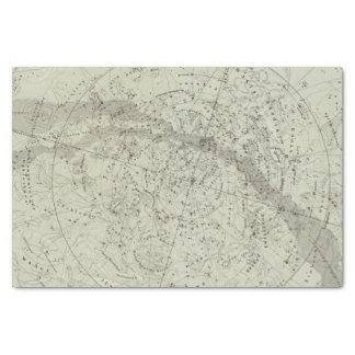 ノーサーの夜空の地図 薄葉紙