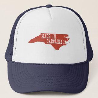 ノースカロライナで作られる キャップ