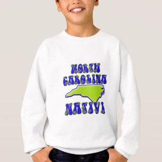 ノースカロライナの先住民 スウェットシャツ
