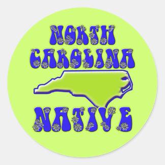 ノースカロライナの先住民 ラウンドシール