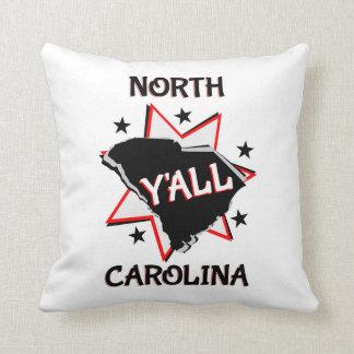 ノースカロライナの国家 クッション