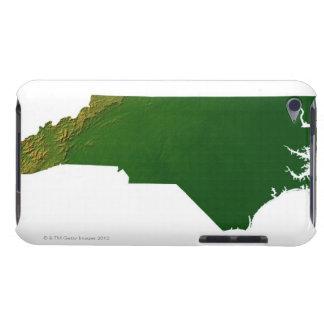 ノースカロライナの地図 Case-Mate iPod TOUCH ケース