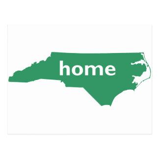 ノースカロライナの家 ポストカード