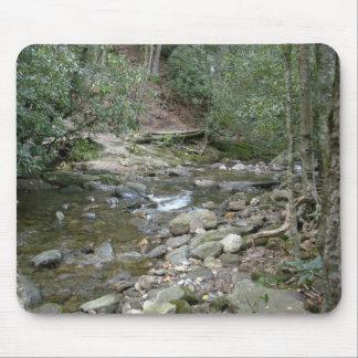 ノースカロライナの川 マウスパッド
