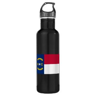 ノースカロライナの州の旗 ウォーターボトル