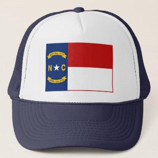 ノースカロライナの旗の帽子 キャップ