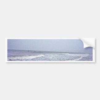 ノースカロライナの沿岸写真撮影 バンパーステッカー