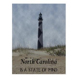 ノースカロライナの灯台 はがき