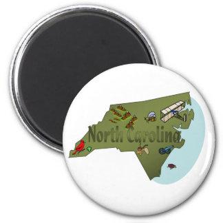 ノースカロライナの磁石 マグネット